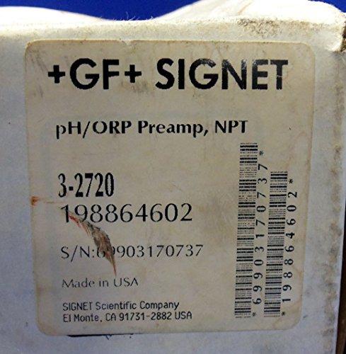 GF  SIGNET PHORP PRE-AMPLIFIER 3-2720 NIB