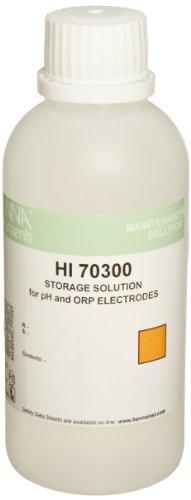Hanna Instruments HI 70300M Storage Solution for pHORP Electrodes 230mL Bottle
