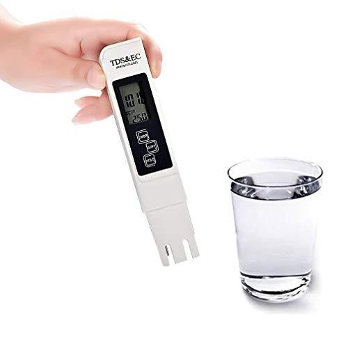 GYTOO Digital PH MeterHigh Accuracy Pocket Size Handheld pH Meter Pen Tester 0-14pH Measurement Range Auto Temperature Compensation