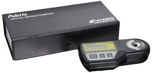 Atago 3405 Series Palette Model PR-32α Digital Refractometer 00 - 320 Brix Range - 01 Brix Accuracy
