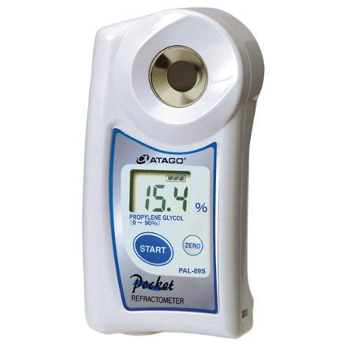 Atago 4489PAL-89S Digital Pocket Propylene Glycol Refractometer °F scale