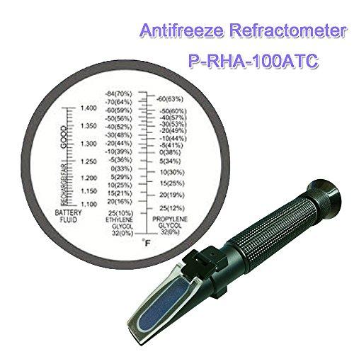 Antifreeze and Battery Hand-held Refractometer P-RHA-100ATC