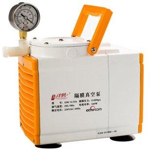 Diaphragm Vacuum Pump Oil Free 1 Head Antiseptic 20 Lmin GM-033A CE certificate