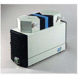 KNF LABOPORT N8203FTP Two-Stage Diaphragm Vacuum Pump Corrosion-Resistant 20 LPM 6 Torr