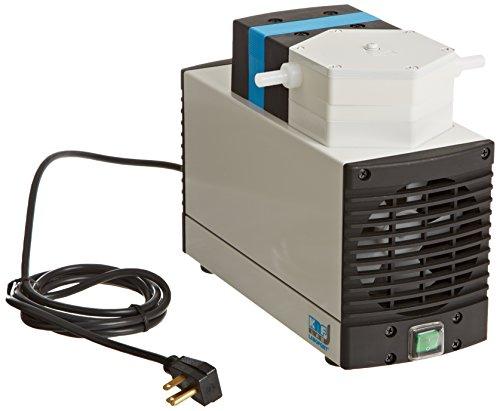 KNF LABOPORT N840FTP Single-Stage Diaphragm Vacuum Pump Corrosion-Resistant 34 LPM 75 Torr