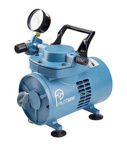 PILOT Chemical Resistant Diaphragm Vacuum Pump 115V60Hz TLD5000