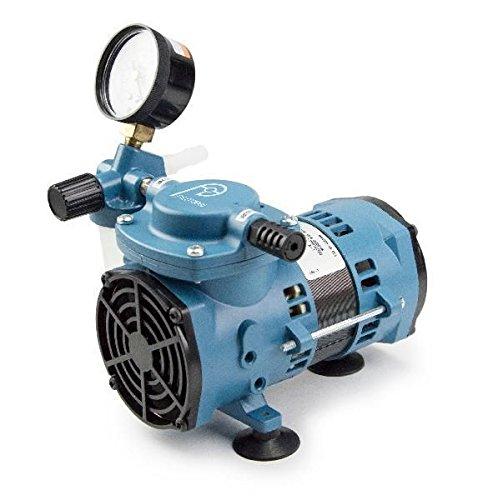 PILOT Economical Chemical Resistant Diaphragm Vacuum Pump 115V60Hz TLD3000
