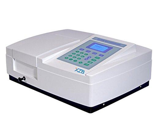 VIS Spectrophotometer Visible Spectrophotometer 320-1100nm Wavelength Range 2nm Spectral Bandwidth 005T Stray Light
