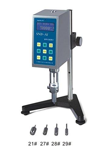 Multi-speed Digital Rotational Viscosity Meter Viscometer High precision Rotary Visometer SNB-AI 100V-240V  Range 1~6000000mPas1~80000000mPas