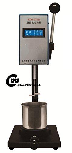 STM-IV Digital Stormer Viscometer Viscosity Meter Digital display coating viscometer KU viscosity meter Range:402KU-1410KU