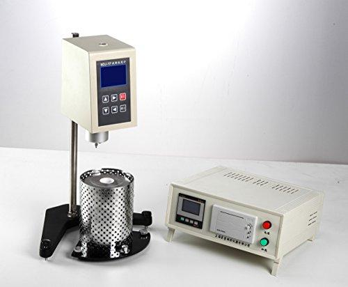 NDJ-1F Digital Brookfield Rotational Viscometer Viscosity Meter Fluidimeter 25 ~1×107 mPa·s