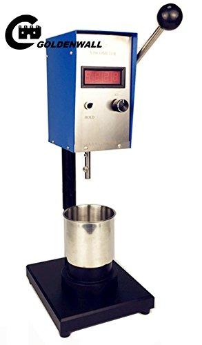 CGOLDENWALL STM-IV  STM-IVB  STM-V Digital Krebs Stormer Viscometer Viscosity Meter Viscosity teter Range 402-1410KU Resolution01 Kreb unit Accuracy -2FS STM-IV