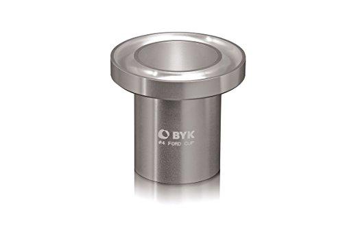 BYK-Gardner 176 Metal Ford Viscosity Cup Number 4