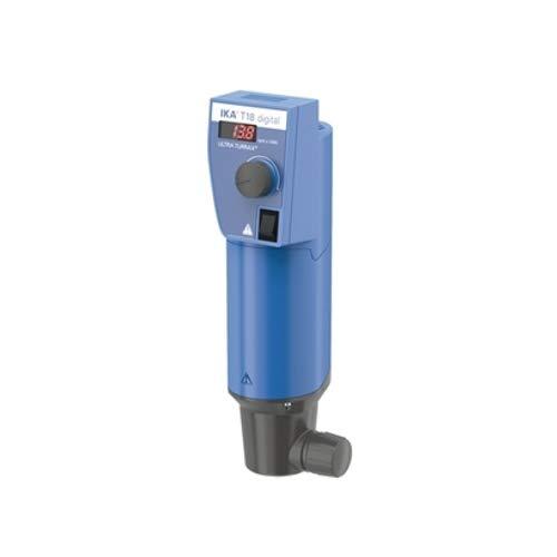 IKA  3720001 T 18 Digital Ultra-Turrax Disperser Homogenizer 100-120V