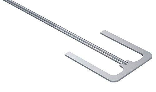 IKA Works 2022400 R 1331 Anchor Stirrer 90 mm Diameter 8 mm Diameter x 350 mm L Shaft 1000 RPM Maximum Speed