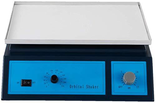 MXBAOHENG Digital Orbital Shaker Lab oscillator Adjustable Variable Speed Rotator 0-210 RPM