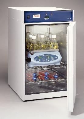 Thermo Scientific SHKE2000CO2-1CE MaxQ Digital Orbital Shaker for CO2 Incubator 230V 5060 Hz 0°-40°C Temperature Range 159kg35lb Capacity