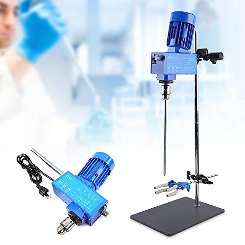 Cantilever Electric Mixer Lab Digital Overhead Stirrer Mixer 20L Electric Laboratory Powerful Industrial Liquid