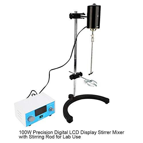 Lab Digital Overhead Stirrer Lab Mixer Heavy Duty Overhead Laboratory Mixer Industrial Liquid MixerUS