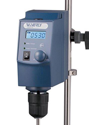 Waverly OS40-Pro Overhead LCD Digital Stirrer 40L Capacity 100-220V 5060Hz