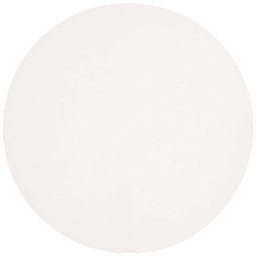 GE Whatman 1002-147 Cellulose Qualitative Filter Paper Grade 2 Circle 8µm Pore Size 150mm Diameter Pack of 100