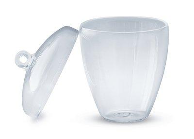 Quartz Lid with Handle - Quartz Crucibles and Lids Technical Glass Products