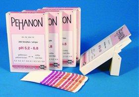 PEHANON pH Indicator Strips 52-68 200PK