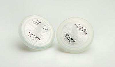 Nalge Nunc 722-2520 Polypropylene Syringe Prefilter Sterile 11 µm Pore Size 25 mm Diameter Pack of 50