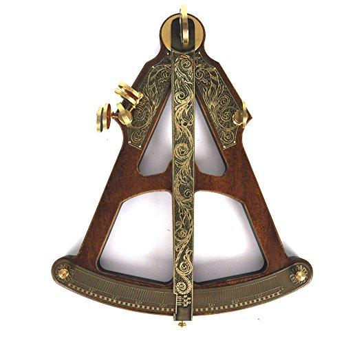 Sextant - Hemispherium Antique Scientific Instrument