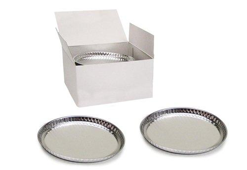 A&D Moisture Balance Disposable Aluminum Pans- Pack of 50