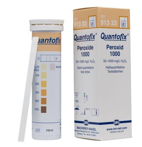 Macherey-Nagel 91333 Quantofix Peroxide 1000 Box Of 100 Strips
