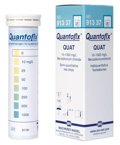 Macherey-Nagel 91337 Quantofix Quat Box Of 100