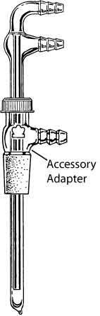 Kimble Chase CONDENSER COLD FINGER Adjustable Height Cold Finger Condenser - KMBL