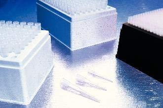 394622 - Biomek Pipette Tips for Biomek Liquid Handlers Beckman Coulter - Biomek Span-8 P20 Conductive Tips with Barrier - Case of 960