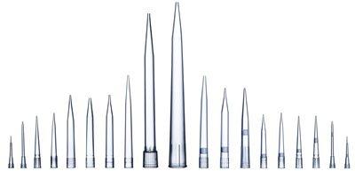 Sartorius Corporation 791000 Optifit Tip Single Tray 10-1000 uL Pack of 960