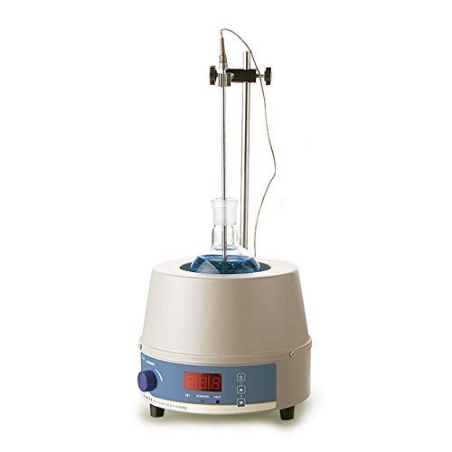 250ML Electric Digital Magnetic Stirring Heating Mantle 150W 300 ℃ 110V