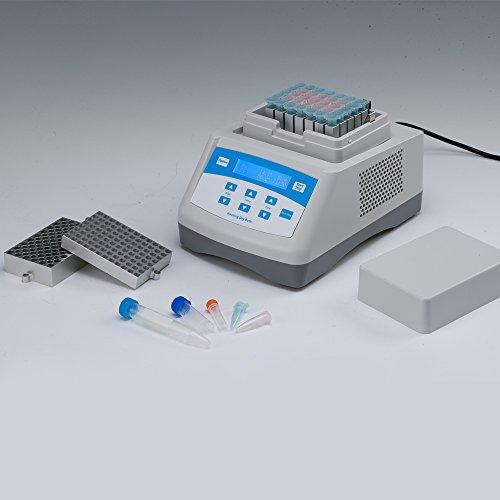 Jingxin Technology Mini Dry Bath Incubator 150W Laboratory LCD Display Dry Thermostat Heating Type Mini Bath Tube Culture JX-10