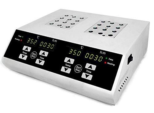 NEWTRY DKT200-2A Block Constant Temperature Dry Bath Incubator Lab