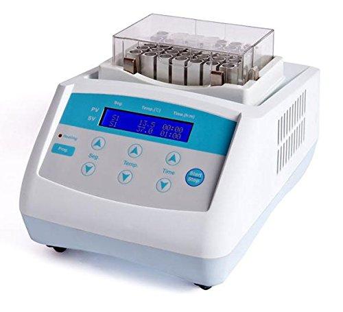 NEWTRY DTH-100 Dry Bath Incubator Lab Equipment Heating