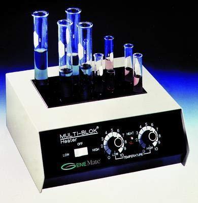 Thermo Scientific 2071Q ELED Dry Bath Incubator Modular Heat Block 24 Capacity For 10mm Test Tubes for 2000 Digital or 2050 Analog Series Dry Bath Incubators