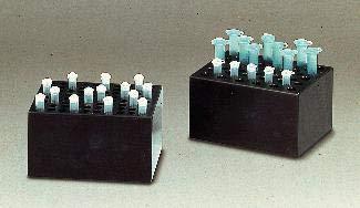 Thermo Scientific 2074Q ELED Dry Bath Incubator Modular Heat Block 8 Capacity For 20mm Test Tubes for 2000 Digital or 2050 Analog Series Dry Bath Incubators