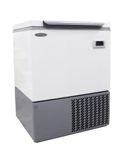 Nor-Lake Scientific NSSCF051WWW0 Ultra-Low Chest Freezer Select -86 Degrees Celsius 46 Cubic ft 115V 60Hz