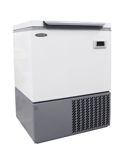 Nor-Lake Scientific NSSCF051WWW5 Ultra-Low Chest Freezer Select -86 degrees Celsius 46 Cubic ft 230V 50Hz