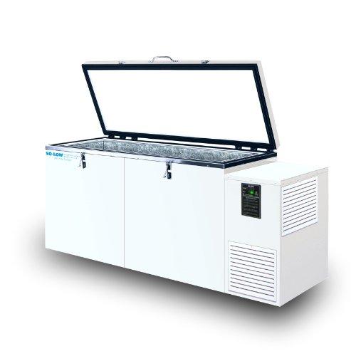 So-Low C80-27B Ultra Low Chest Freezer 208V 27 Cu Ft Temperature Range -40°C to -80°C