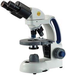 Swift M3702C-4 Monocular Cordless Microscope w Semi-plan objectives