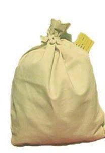 CGS 10 oz Canvas 17 x 28 Rock Sample Bag with Wrap-Tie 1128