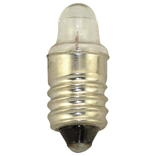10 BULBS for TASCO 22V 25AMP 60200-4 9700 HANDHELD MICROSCOPE LAMP 225VOLTS 056WATTS
