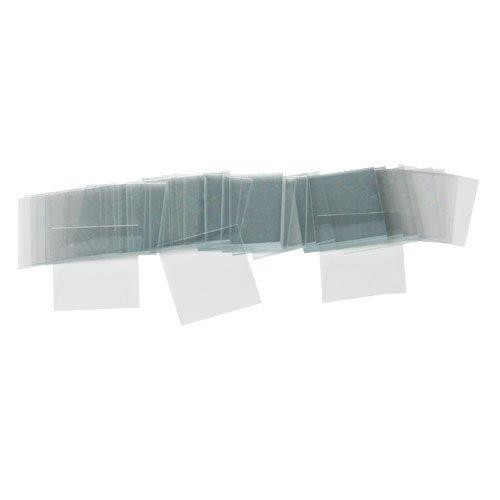 Glass Microscope Cover Slips - 100 Box