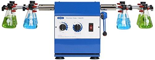 Burrell Scientific 075-795-08-36 Wrist Action Shaker Model 95-BB Variable Speed BlueWhite