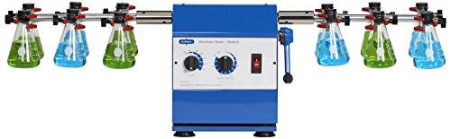 Burrell Scientific 075-795-12-19 Wrist Action Shaker Model 95-CC Variable Speed BlueWhite